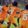 Coppa d'Africa, Costa d'Avorio in finale con Gervinho gol