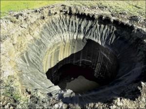 Siberia, scoperti quattro nuovi crateri nella penisola di Yamal
