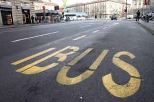 Roma, investito e ucciso da bus che prosegue corsa