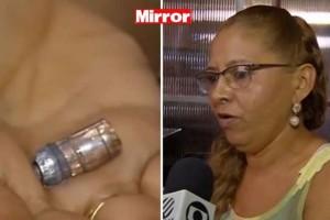 Brasile, proiettile la colpisce al petto: salvata dal reggiseno