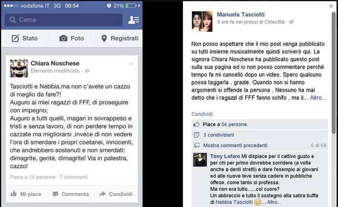 """Manuela Tasciotti critica programma Raffella Carrà. Autrice: """"Cicciona"""""""