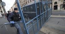 Salvini e centri  sociali in piazza  Roma blindata, 4mila agenti