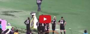 VIDEO YouTube: Roma, calciatori contestati dai tifosi Curva Sud