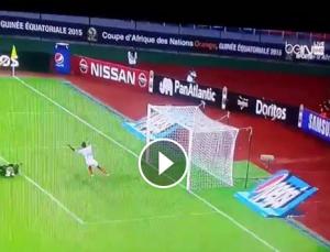 Gervinho, VIDEO gol in Congo-Costa d'Avorio