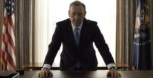 House of Cards, prima serie su canale 27 digitale terrestre domenica alle 21