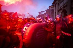 Matteo Salvini, manifestazione a Roma: Piazza del Popolo blindata