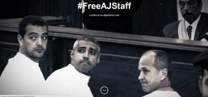 Egitto, liberati i due reporter di Al Jazeera Peter Greste e Mohamed Fahmy