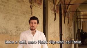 Mars One, Pietro Aliprandi aspirante astronauta: unico italiano selezionato
