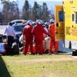 VIDEO YouTube Fernando Alonso, soccorsi dopo incidente a Montmelò FOTO4