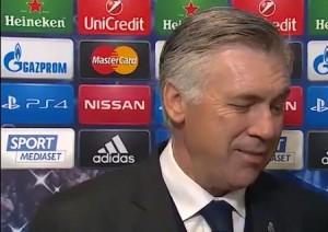 """Carlo Ancelotti difende Sacchi: """"Molti nemici, molto onore"""" VIDEO"""