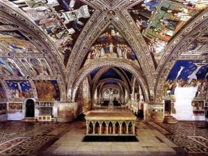 Assisi. Sgarbi stronca allarme Giotto di Repubblica. Fu manutenzione o restauro?