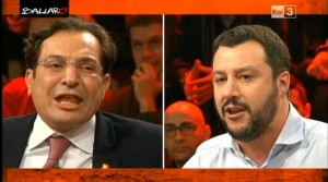 """Nicole, scontro Salvini-Crocetta. """"Apri ospedali"""" """"Non speculi su neonate morte"""""""