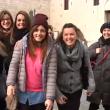 donne di Bari provano a convincere Carolina Marcialis