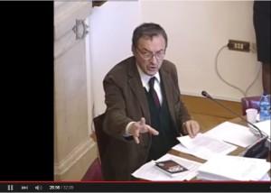 Beppe Lopez alla Camera, Commissione Cultura: editoria e futuro dei giornali