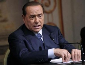 Berlusconi invitato a cerimonia insediamento Mattarella. Siederà in tribuna