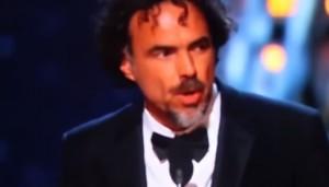"VIDEO YouTube, Alejandro Gonzalez Inarritu: ""Indosso mutande di Michael Keaton"""