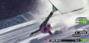 La caduta di Bode Miller