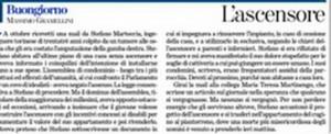 Massimo Gramellini: condomini, la casa della crudeltà idiota