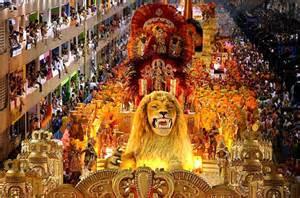 Il carnevale di Rio