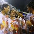 Rafael Nadal e David Ferrer al Carnevale di Rio de Janeiro08
