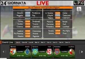 Carrarese-Forlì: diretta streaming su Sportube.tv, ecco come vederla