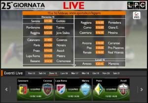 Catanzaro-Cosenza: diretta streaming su Blitz con Sportube.tv, ecco come vederla