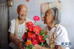 La coppia più vechia del mondo