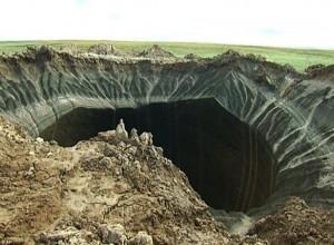 Crateri in Siberia, tutta colpa del clima? Metano gelato si riscalda ed esplode