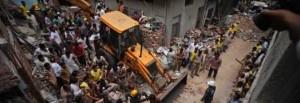 India, crolla palazzina in costruzione: 13 morti. Abitavano nel cantiere