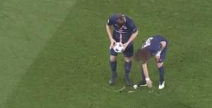 La furbata di David Luiz