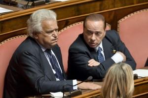 """Dagospia. """"Berlusconi a Verdini: hai definito puttanelle donne del cerchio magico"""""""