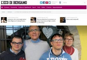 Loredana e Roberto Provera hanno un figlio down e ne adottano un altro