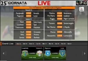FeralpiSalò-Venezia: diretta streaming su Blitz con Sportube.tv, ecco come vederla