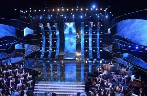 """Festival di Sanremo 2015, famiglia Nania, 16 figli: """"Questa è opera di Dio"""""""