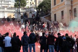 Ultras Feyenoord, il tifoso della Lazio ricorda le botte e la galera in Polonia