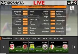 Forlì-Grosseto: diretta streaming su Blitz con Sportube.tv, ecco come vederla