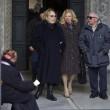 Monica Scattini, amici e colleghi ai funerali: Verdone, Pannofino, Brunetti15