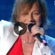 """Sanremo, Gianna Nannini canta """"Sei nell'anima"""" e va fuori tempo VIDEO"""