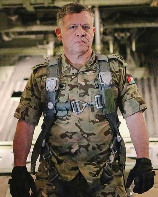Re guerriero bomarda Isis: la Giordania scende in guerra
