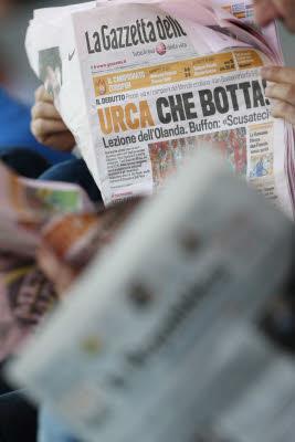 Libertà di stampa, Italia sempre peggio. E se passa legge diffamazione...