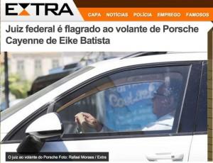 Brasile, giudice guida Porsche che aveva fatto sequestrare a ricco imprenditore