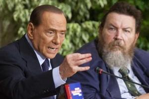"""""""Che s'è fumato Berlusconi?"""": sul Foglio Giuliano Ferrara critica lo strappo"""