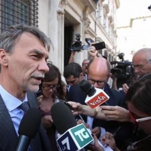 """Graziano Delrio a minoranza Pd: """"Non esiste alcun metodo Quirinale"""""""