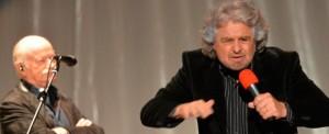 Beppe Grillo difende Gino Paoli. Fan M5s si indignano