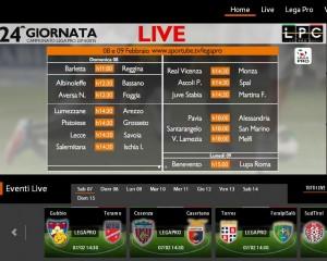 Gubbio-Teramo: diretta streaming su Sportube.tv, ecco come vederla