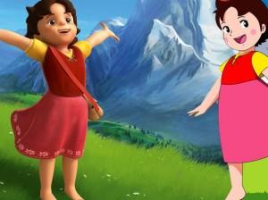 """Germania, torna Heidi in tv: ma nel nuovo cartone animato è """"troppo magra"""""""