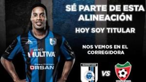 VIDEO YouTube: Messico, Ronaldinho tunnel e show con Queretaro VIDEO