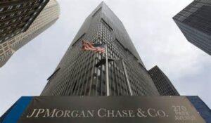 La banca JP Morgan&Chase