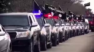 Isis, VIDEO propaganda su YouTube: parata di pick-up a Bengasi