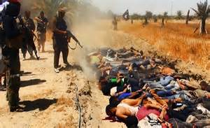 Esecuzione di massa Isis